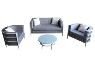 Sofa set HM-1720149-3